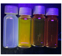 A Brief Review on Core/shell Quantum Dots