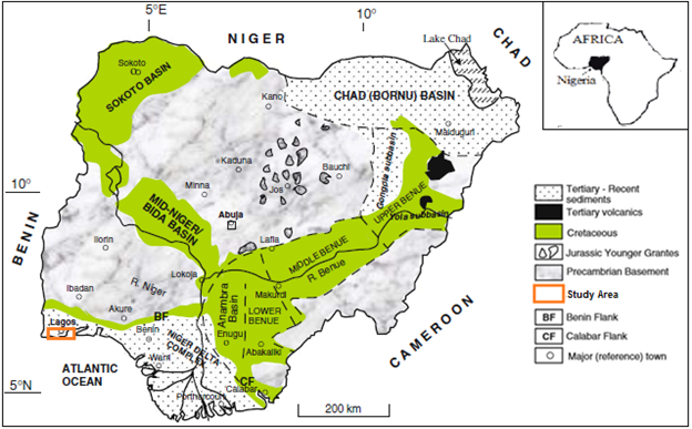 HEAVY METALS CONCENTRATION AND POLLUTION ASSESSMENT OF THE BEACH SEDIMENTS IN LAGOS, SOUTHWESTERN NIGERIA