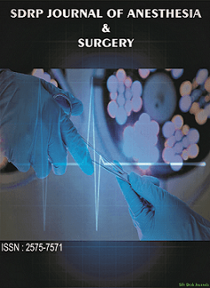 SDRP Journal of Anesthesia & Surgery